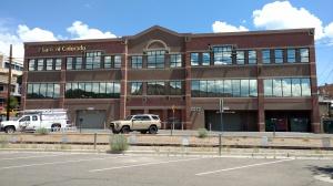 Bank of Colorado Clean Windows